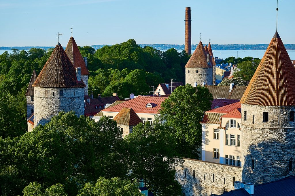 tallinn estonia budget travel