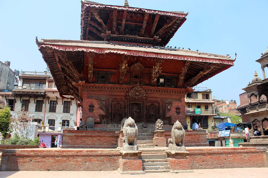 Jagannarayan_Temple_Patan_Nepal