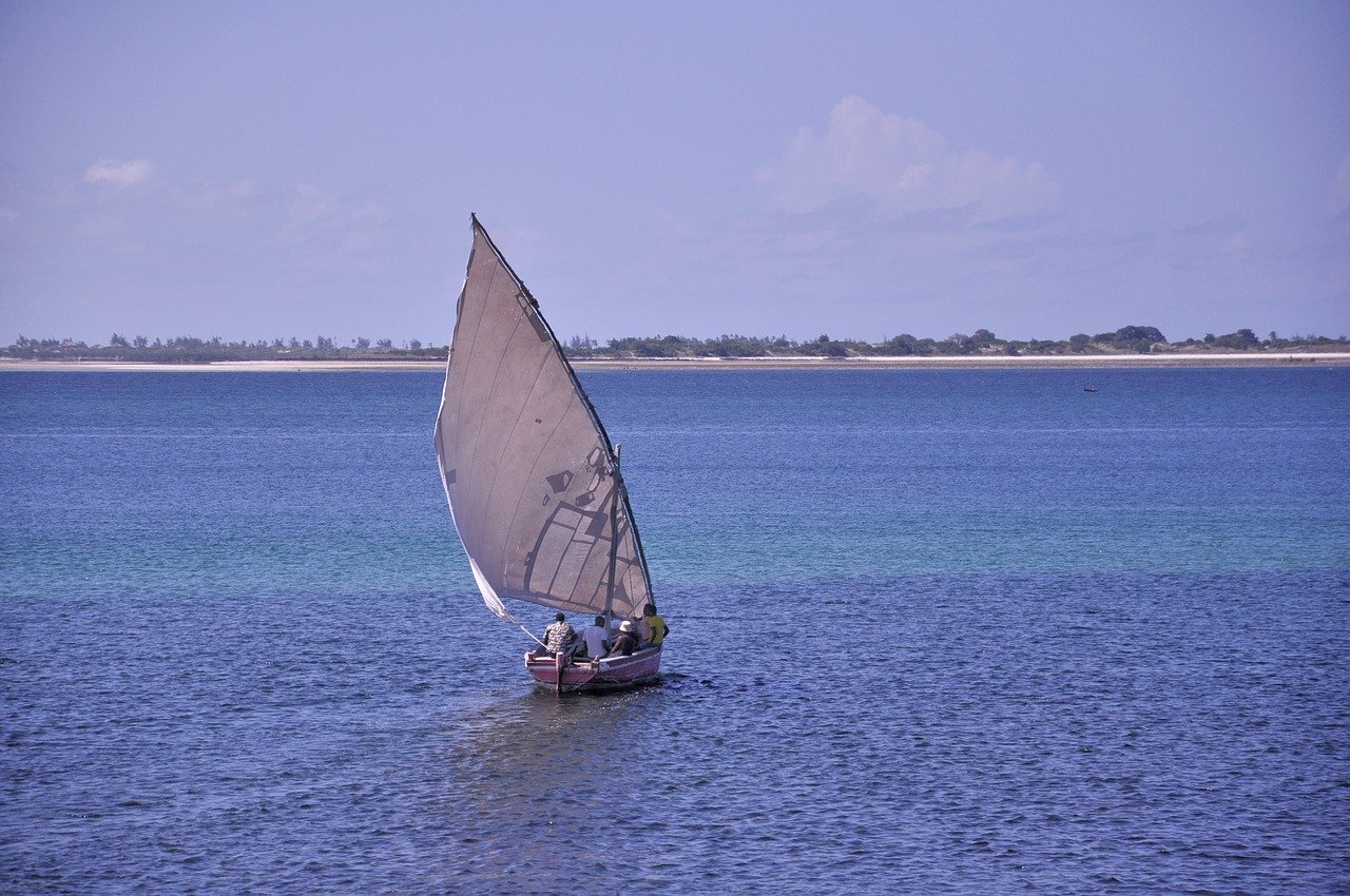 Mozambique attractions